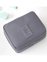 Multifunctional travel cosmetic bag admission package