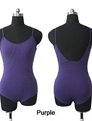 Cotton/Lycra Camisole Leotard More Colors for Girls and Ladies