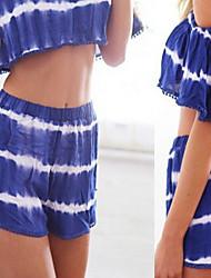MOMO Women's Casual/Work Suits (Chiffon)