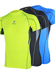 WEST BIKING® Men's Cycling Workout Clothes Breathable Wicking TightsBreathable