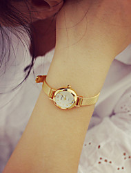 Women Watch Gold Watch Strip Fashion Bracelets Wrist Watch