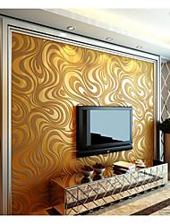 nuovo arcobaleno ™ contemporanea wallpaper art deco 3d muro stile semplice rivestimento tessuto della parete di arte-non-tessuto