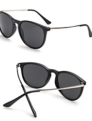 Mulheres 's 100% UV400 Wayfarer Óculos de Sol
