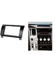 fascia radio de voiture pour Toyota Tundra séquoia stéréo dvd planche de bord autoradio installer tableau de bord en forme kit cd Surround