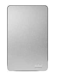 """netac® K330 tutto usb 3.0 in alluminio da 2 TB """"hard disk portatile hard disk esterno da 2,5"""
