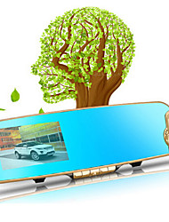 Negative Ion Air Cleaner CAR DVR 4.3 Inches G-sensor Full Hd 1080p Car Digital Rearview Mirror
