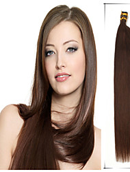 Klasse 5a 1pc / lot 16inch / 40cm multi gerade Fusion / i Spitze Haarverlängerung Menschenhaar spinnt 100s / pack 0,4 g / s