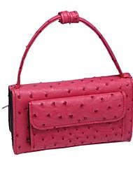 WEST BIKING® The New Japanese And Korean Female Purse Wild Ostrich Grain Chain Portable Shoulder Bag