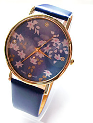 Ladies Floral Watch,  Floral Pattern,Ladies Watch,Analog,Students Flower Watch Wristwatch Cool Watches Unique Watches