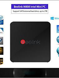intel z3735f vincere set top box 8 2g / 16g bluetooth 2.4g / 5g dual wifi 4.0 10/100 / 1000m tv box lan mini pc