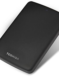 Toshiba Black Beetle USB3.0 1TB 2.5-inch Portable External Hard Drive with Encryption