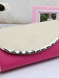 Women's Fashion Casual PU Leather Shoulder Bag/Clutch