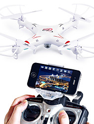 HuanQi 898B Drone 2.4G 4CH RC Quadcopter Drone RC Helicopter 6-Axis WIFI FPV HD Camera