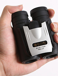 Compact And Portable Mini Palm - Hand Telescope 8x21 OUJIN High - Level Low - Level Night Vision Binoculars