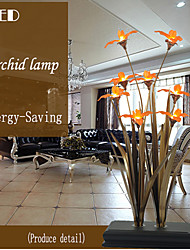 GDNANSHENG® Table Lamps LED Orchid Traditional/Classic Metal