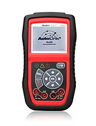 100% Original Autel AutoLink AL539B OBDII Code Reader Electrical Test Tool with Battery Test Function