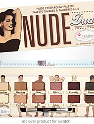NUDE 'tude Eyeshadow Palette(Dude Volume)