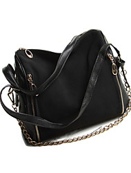 2015 Autumn/winter Fashion Nubuck Two Tone Leather handbag Europe and America Style Famous Brand Chain Handbag