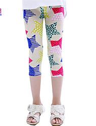 Waboats Kids Baby Girl Mesh Capri Pants