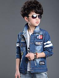 Boy Denim Jacket Coat