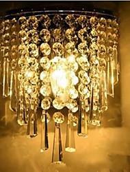 LED Crystal Wall Lamp