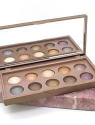 10 cor vinco sombra 3in1 olho paleta de cor fosca decadência urbana original com escova&espelho
