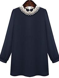 Yana Women'S  Ladies Beaded Lace Dress Big Yards