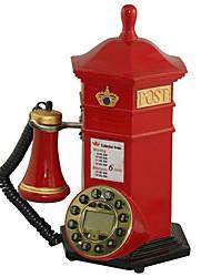 nouveauté Postbox filaire créative téléphone antique