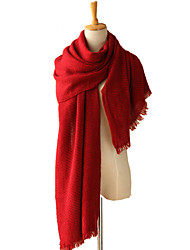 Women's Fashion Large Size Knitted Scarf