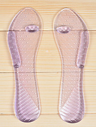 Silicon Insoles & Accessories for Insoles & Inserts Purple One Pair