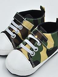 Zapatos de bebé - Sneakers a la Moda - Casual - Tela - Negro