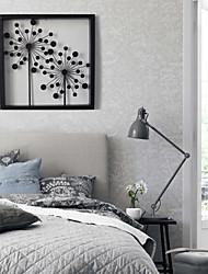 e-FOYER de décoration murale d'art de mur en métal, mur pissenlit décor un pcs