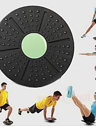 exercice de remise en forme antidérapante en plastique planche d'équilibre entraînement à la formation de la plaque d'frétillant