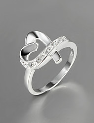 Hot Selling Products Italy S934 Silver Plated Ring Wholesale Price Fashion Jewelry Ring