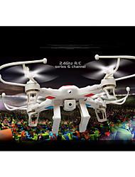 2015 novos brinquedos lh-x8c 2,4 g de 6 eixos giroscópio UAV drones rc Quadrotor ufo com câmera de 360 graus eversão