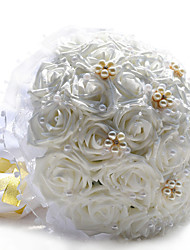 2015 Hot New Products PE Artificial Bride Bouquets