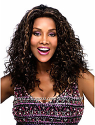 The European and American Fashion Must-Have Girl Melange Curl High Quality Wig