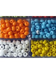 Removable Mixed Materials Orthoptic Bead