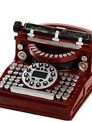 la mode nouveauté cid machine à écrire antique téléphone filaire