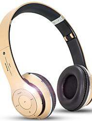 head-mounted bluetooth draadloze headset muziek sport