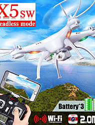 3PCS Batteries!Syma x5sw with HD Camera WIFI FPV Real Time Transmission Update x5c x5c-1