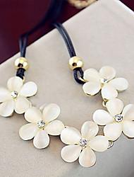 The new fashion flower sautoir