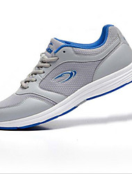 Scarpe Tennis Da uomo Tulle / Finta pelle Blu / Grigio