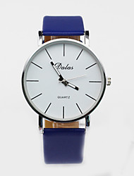 Men And Woman Fashion leather watch