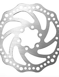 Disc Brake Rotor Kit 180mm with 6 Screws Mountain Bicycle Road Bike Parts