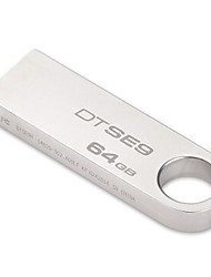kingston dtse9 originais 64gb pen drive flash USB de metal