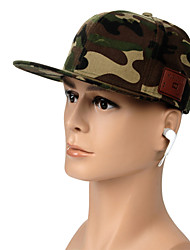 BM004 Fashionable Wireless Music Bluetooth Baseball Caps Smart Hat with Hands-free Calls
