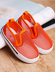 Children's   Shoes Casual Tulle Fashion Sneakers Blue/Yellow/Green/Pink/Red/White/Gray/Orange