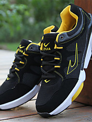 Running Men's Shoes   Black/Blue/Yellow/Red