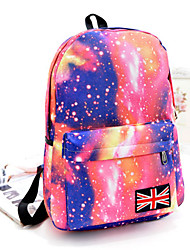 Handcee® The Most Popular Elegance Design Woman Canvas Big Size Backpack